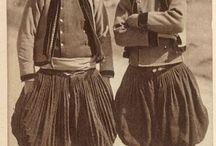 Historiske klær