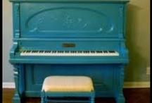 Piano / by Connie Mcknight
