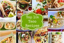 Tacos / by Aubrey Wymer-Harte