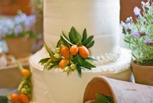Beautiful cakes and desserts