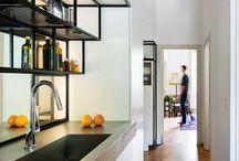 Interiors / Refurbishment apartments