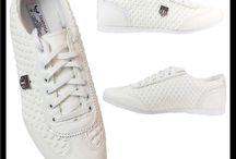 Heren Witte Sneaker