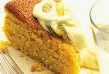gluten free desserts -  baked
