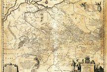 Maps / Collection of great old maps related to Galicia, West Ukraine and Eastern Europe.
