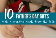 Father's Day Ideas / Father's Day gifts and crafts for every member of the family to join in on celebrating Dad!