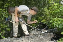 Gold and metal detectors / Gold prospecting and metal detecting with adventure in mind