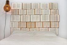 cabezero libros