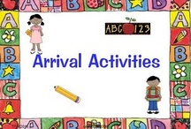 Arrival activities