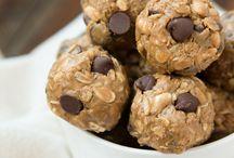 Snacks / Healthy Snack Ideas