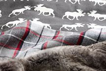 Flannel blankets & quilts