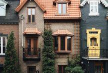 HOUSES / evler