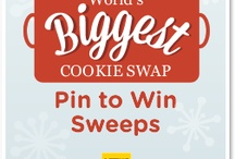 World's Biggest Cookie Swap / by Suzanne Sparks (Munchkin Munchies)