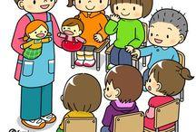 Obrázky školka