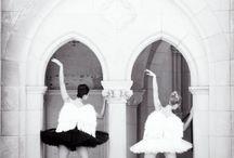Ballerinas / by Jessica Perez
