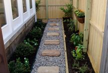 Garden and yard spaces