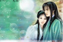 couple cổ đại