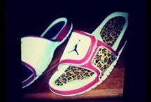 Nike/Jordan Slides