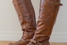 Shoes / Boots, wedges, flats, oh my! / by Panda L