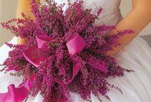 Свадебные букеты / Мода на свадебные букеты