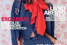 2016 April | Fashion Covers / Fashion covers from fashion magazines. 2016 April.