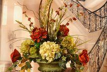 Floral Arrangements - Silk