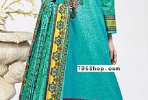 Lala / Buy Lala Pakistani lawn clothes from our web site www.786shop.com
