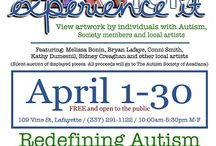 Autism Resources in Your Area / The Autism Society of America has affiliates throughout the entire U.S. If you are an affiliate, please request to pin your event, resources, and more.  Otherwise, as part of Senserit's collaboration with the Autism Society- we're pinning resources from affiliates for anyone to contact. / by Design For Life: Gail Zahtz