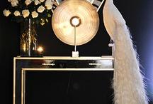 Salon interior design idea's / by Tracy