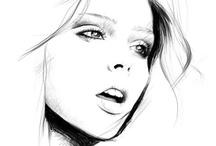 Sketchbook / by Mariana J.