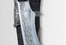 knife & swords
