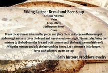 Viking food and drinks (health)