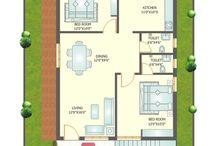 West facing floor plan