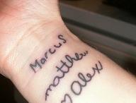 Tattoo / by Lisa Stout