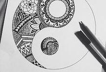 Mandala draws