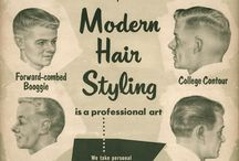The Vintage Man / A collection of vintage men's styles... So attractive!