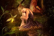 Fairies / by Caroline Guf