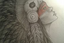 my work / my pencil works