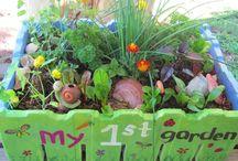 Dětské zahradničení