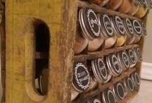 shelf for spices