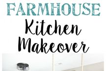 Modern Farmhouse Makeover