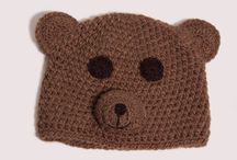 Crochet Animal hats for Babies, Children and Adults  / Handmade lovely quality crochet animal hats in all sizes!