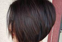 Włosy | Krótki bob | Short bob