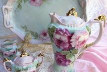 Teapots / teacups