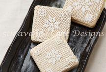 Dekoracja ciast i ciasteczek