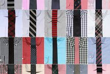 Shirts and Ties / Men's Fashion / by Taylor Keitt