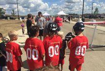Street Hockey 2015 / Our annual Street Hockey day and community BBQ with NHL Alumni Jason Strudwick and Fernando Pisani was a huge success!