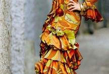 inspiracion moda flamenca / by El rinconcito de Zivi Zivi