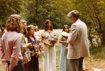 Real vintage weddings