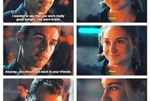 Divergent / I ❤️ Divergent / by Ally Grace✨