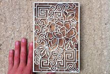 chinese block prints